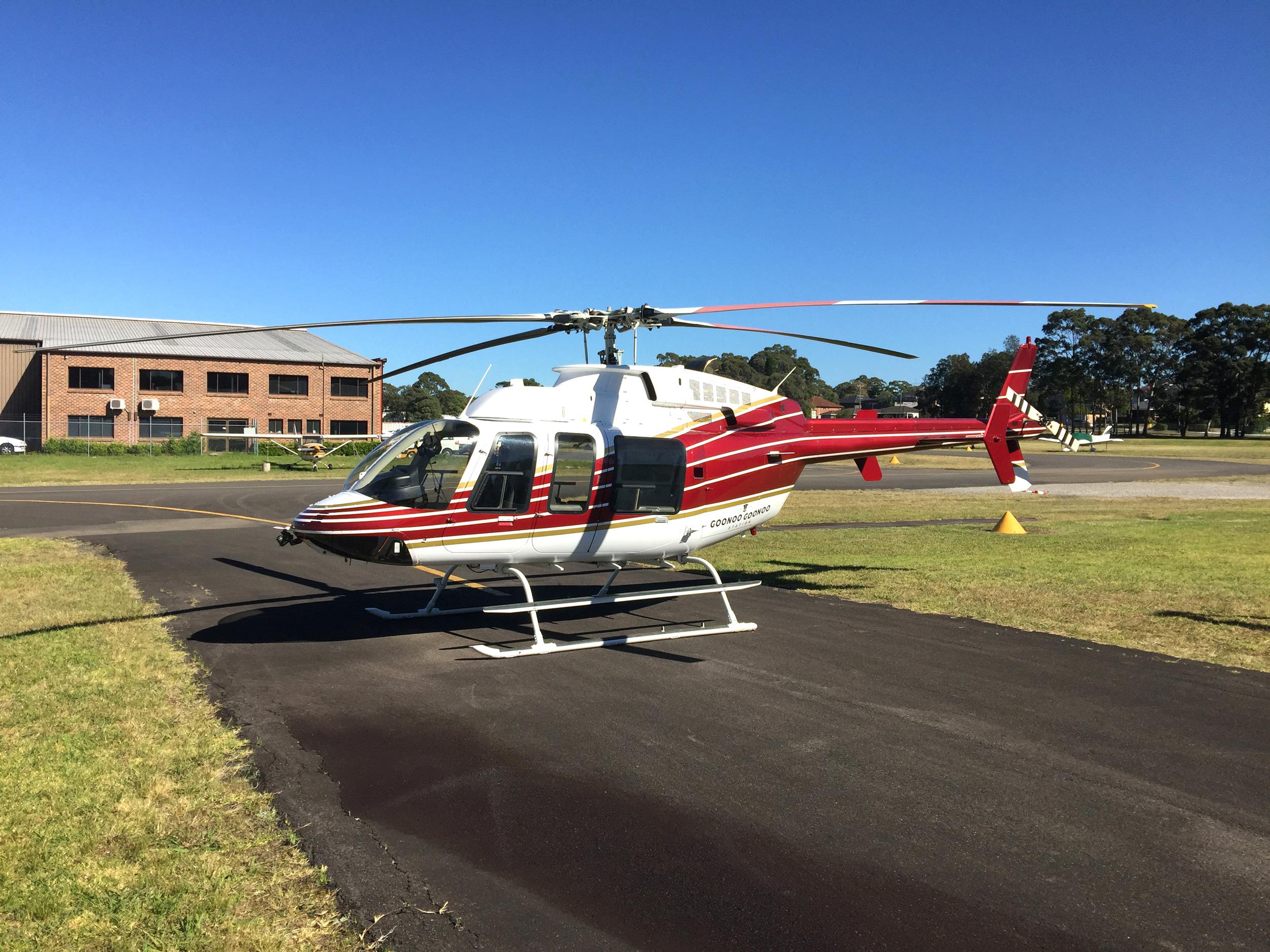 Rotordyne Aircraft Avionics Services