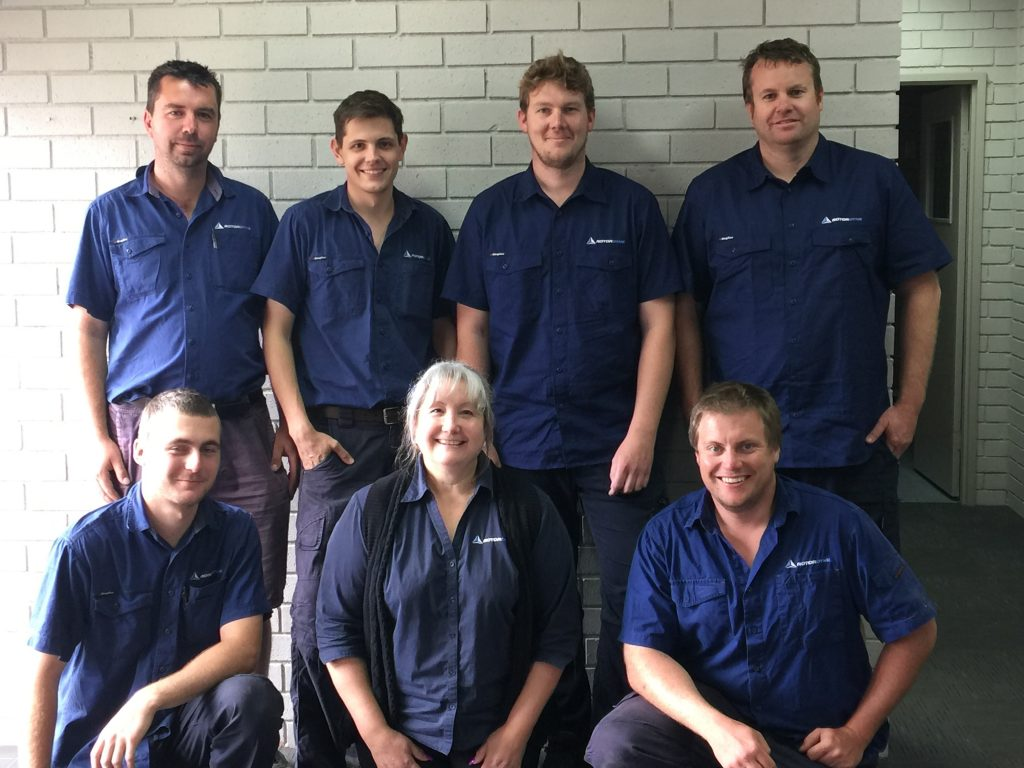 Avionics Bankstown - The Rotordyne Team