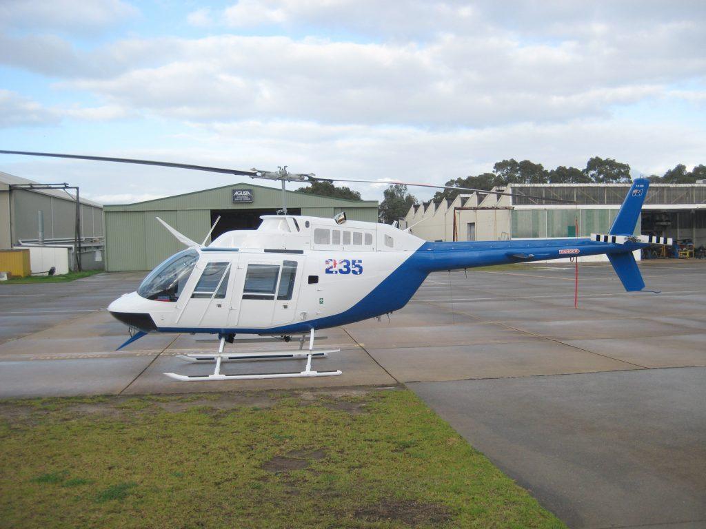 Bell 206-1