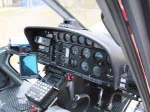 AS350 Interior